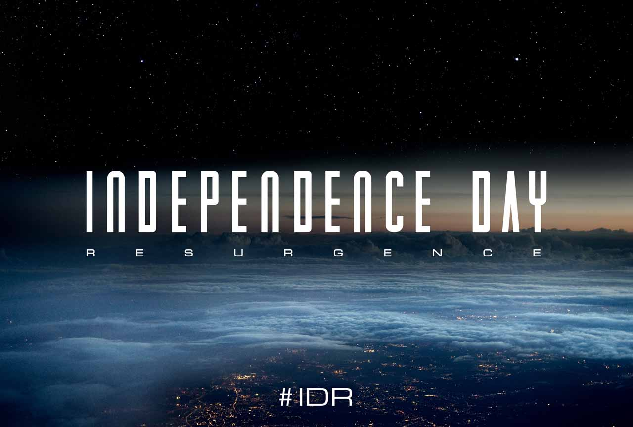 Independence Day Resurgence. un'immagine promozionale