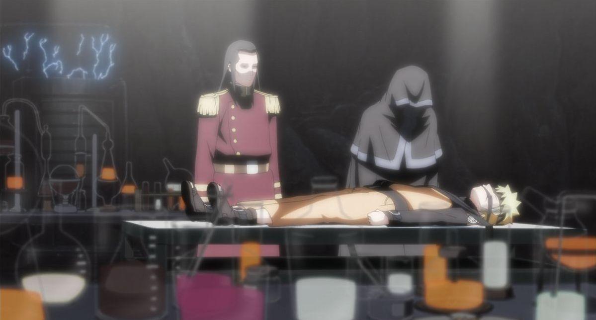 Naruto - Il film: La prigione insanguinata, un'immagine del film d'animazione
