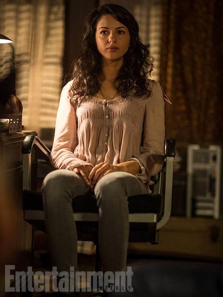 X-Files: l'attrice Annet Mahendru