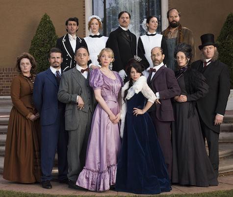 Another Period: il cast della serie