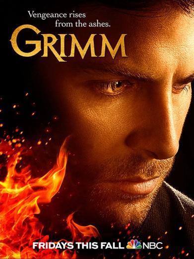 Grimm: una locandina per la quinta stagione