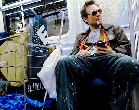 Mr. Robot: Christian Slater in una scena del pilot