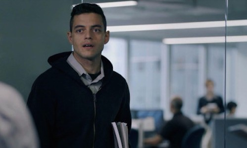 Mr. Robot: Rami Malek è Elliot nel pilot