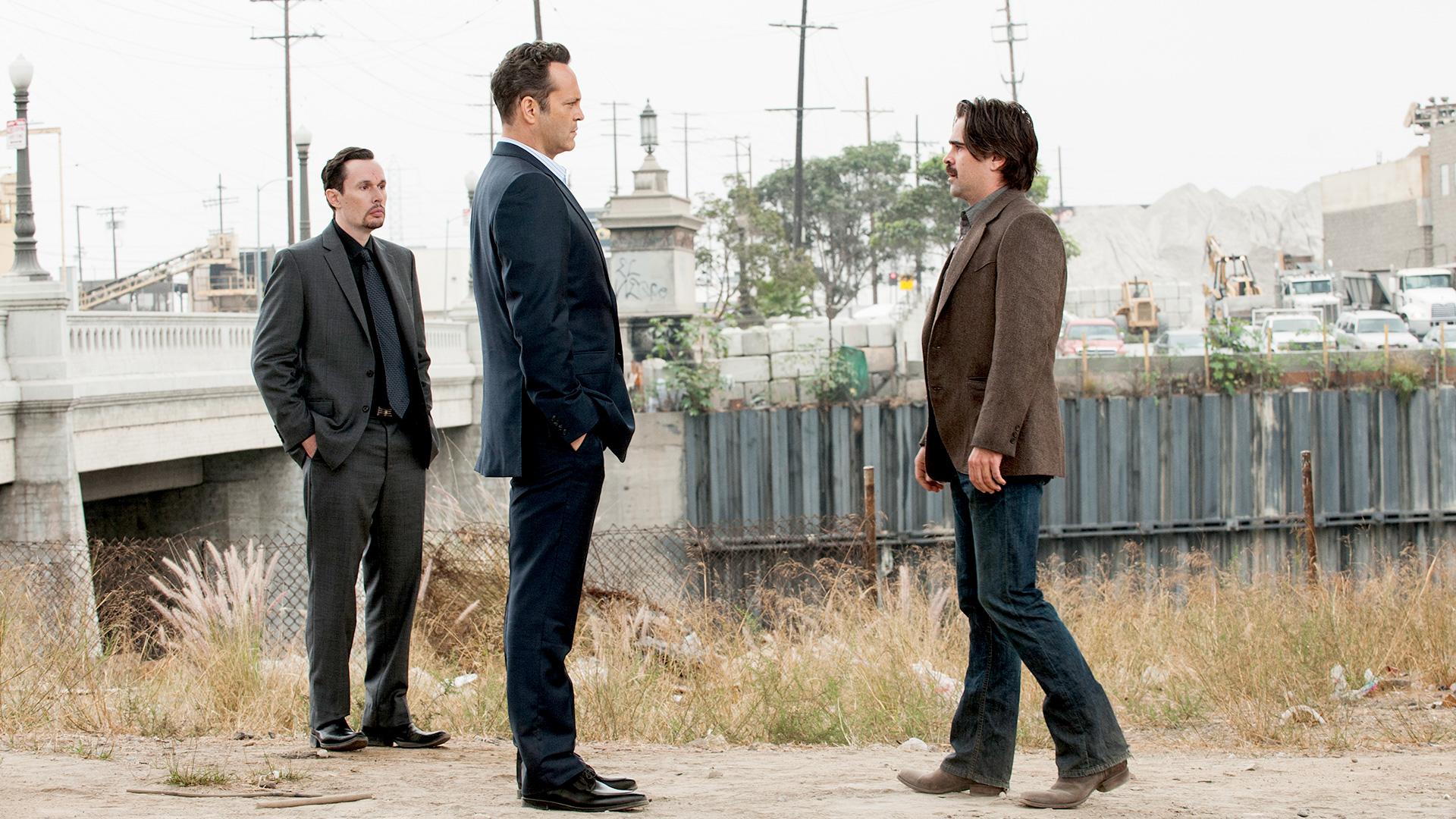 True Detective: Vince Vaughn e Colin Farrell in Night Finds You