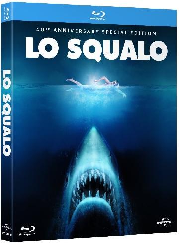 La cover de Lo Squalo - Edizione 40° anniversario