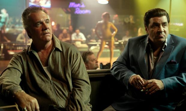 I Soprano: una scena della serie targata HBO