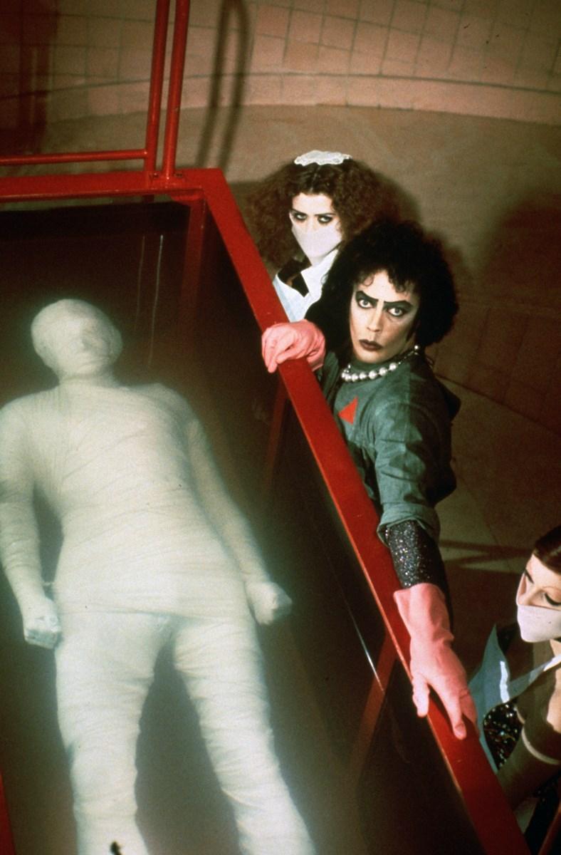 #100AnniFox: una foto di The Rocky Horror Picture Show