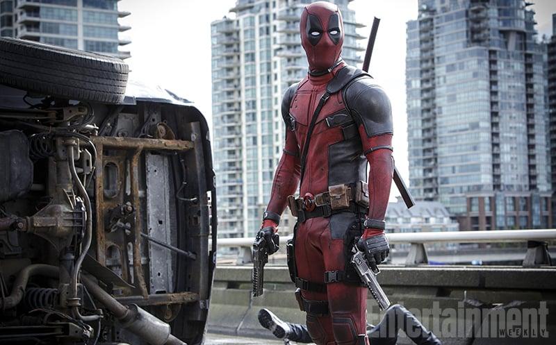 Deadpool: una nuova immagine di Ryan Reynolds