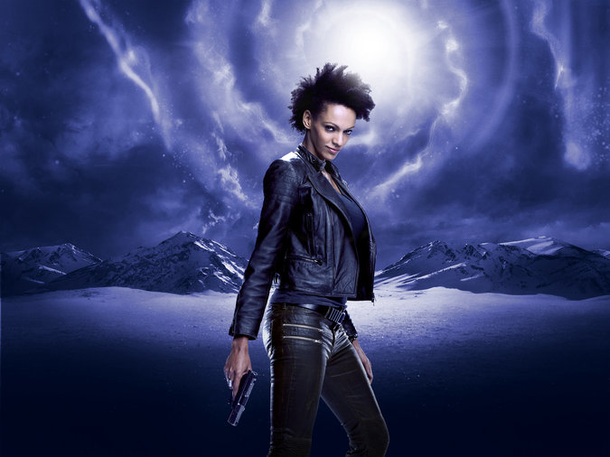 Heroes Reborn: il character poster di Joanne