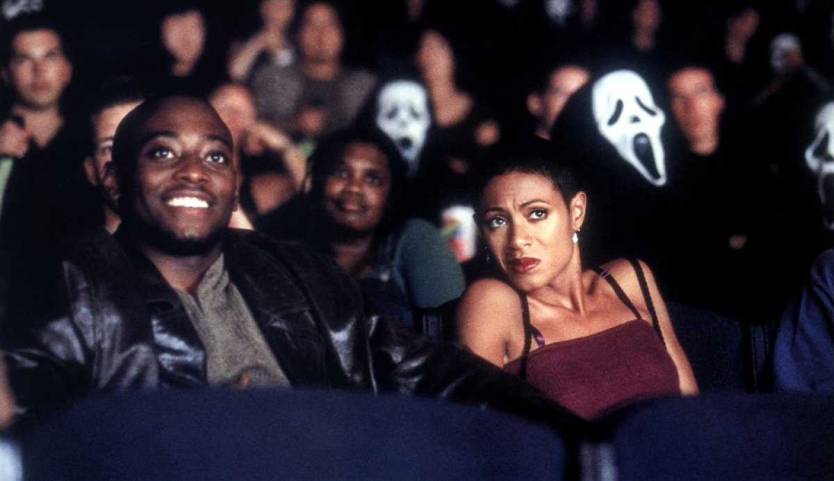 Scream 2: Jada Pinkett Smith e Omar Epps