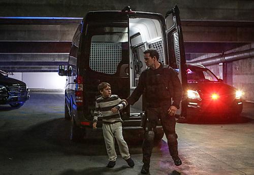 Extant: Pierce Gagnon nell'episodio Change Scenario