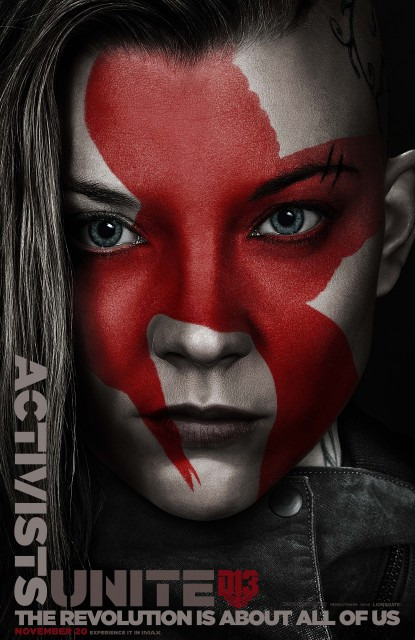 Hunger Games: il canto della rivolta - Parte 2: il character poster di Cressidra
