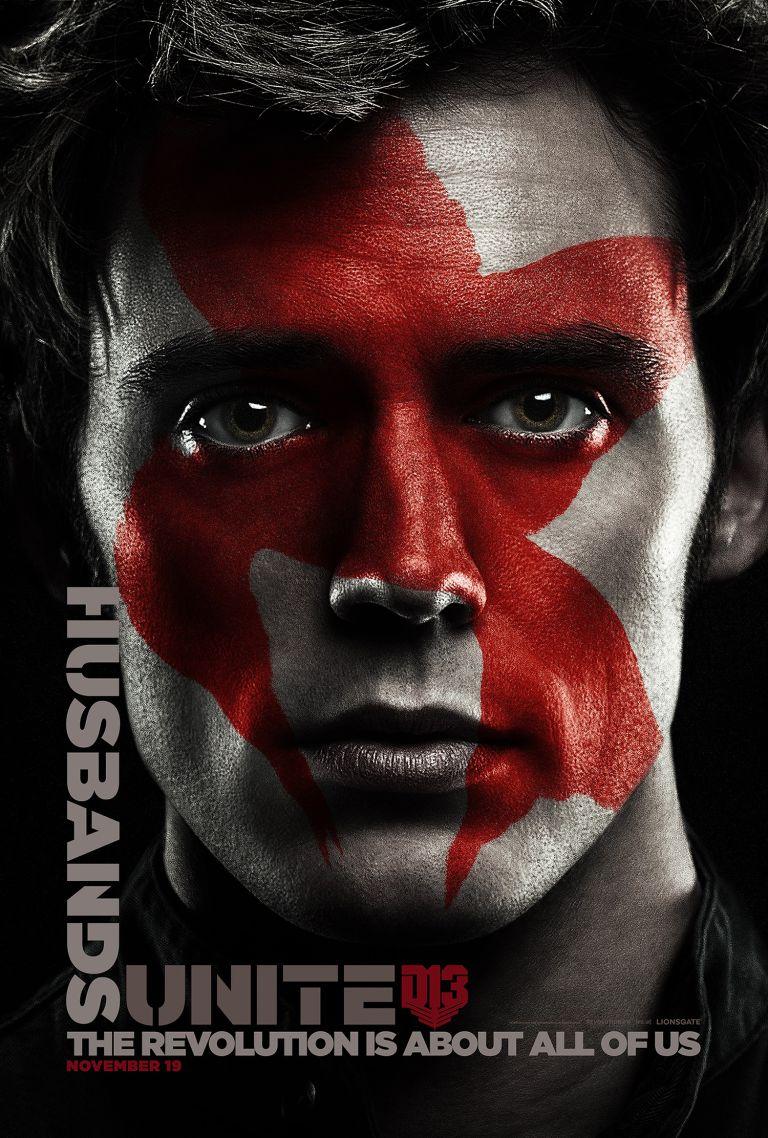 Hunger Games: il canto della rivolta - Parte 2: il character poster di Finnick