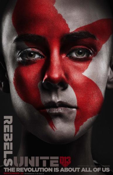 Hunger Games: il canto della rivolta - Parte 2: il character poster di Joanna