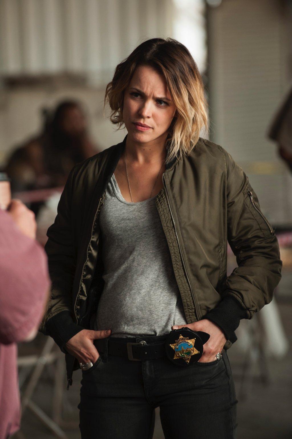 True Detective: Rachel McAdams in Maybe Tomorrow
