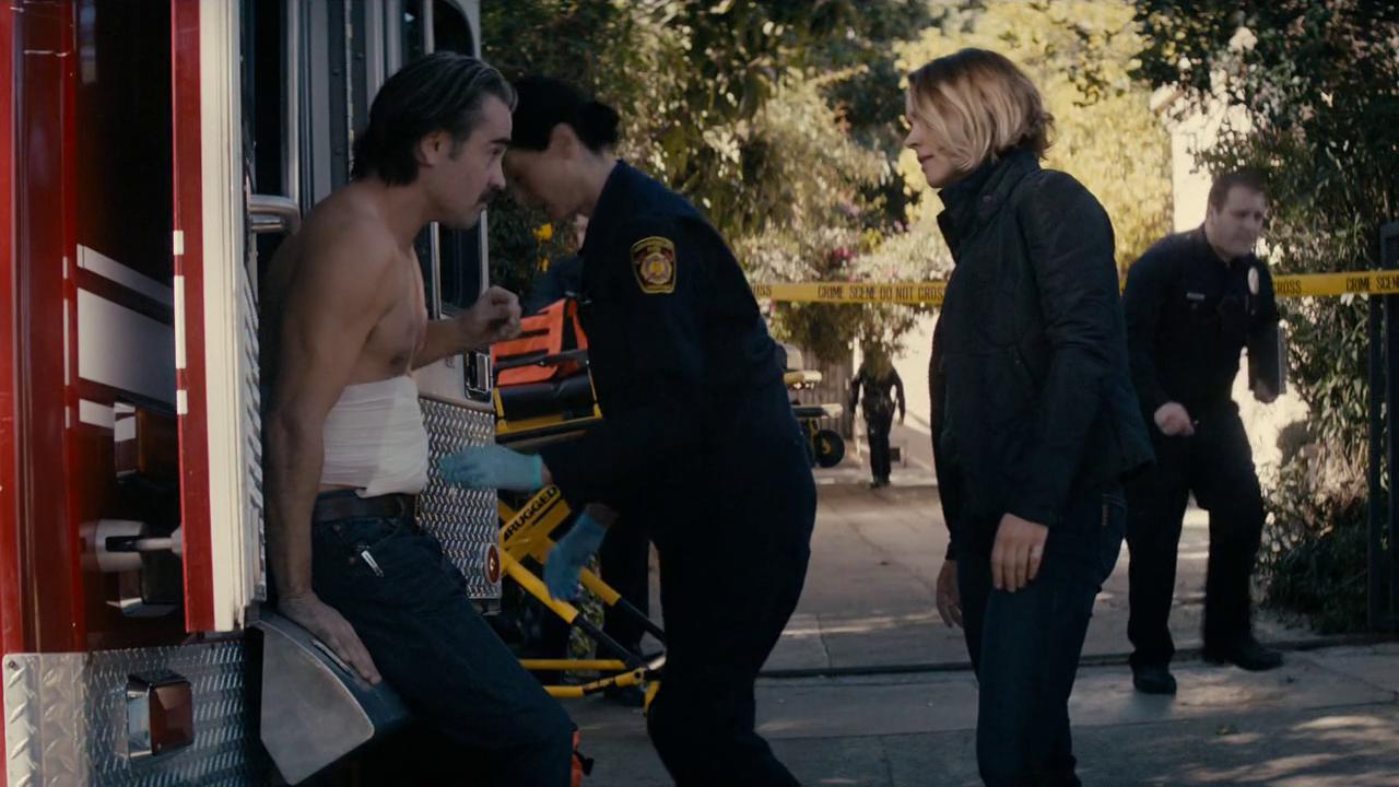 True Detective 2: Colina Farrell e Rachel McAdams nell'episodio Maybe Tomorrow