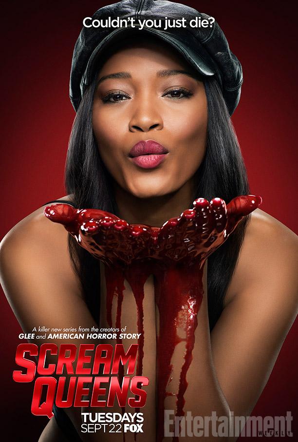 Scream Queens: il character poster di Keke Palmer