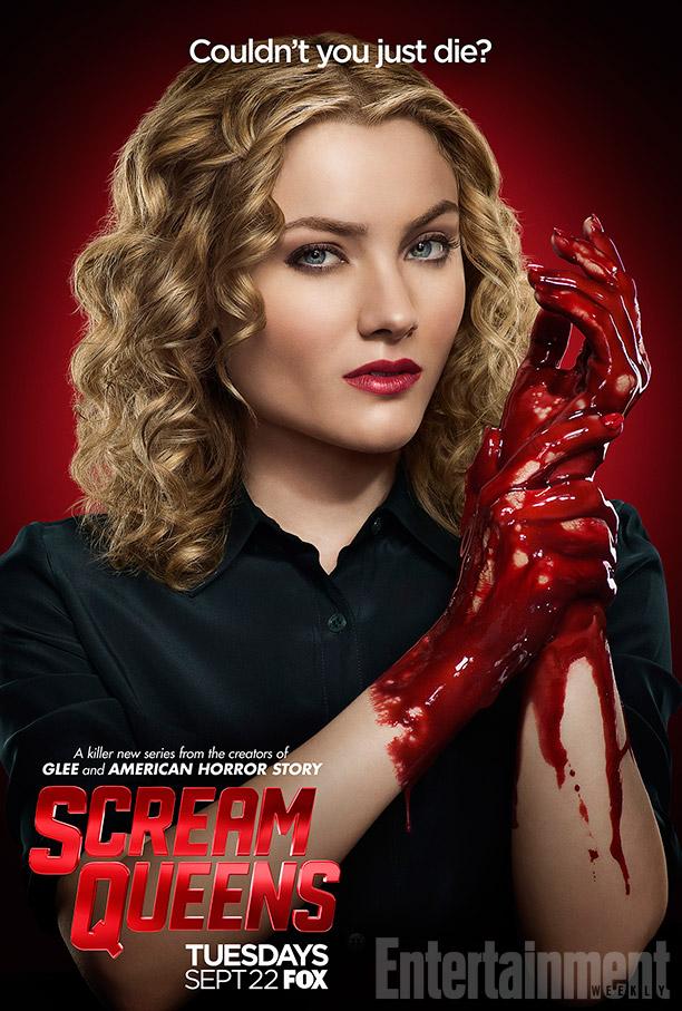 Scream Queens: il character poster di Skyler Samuels