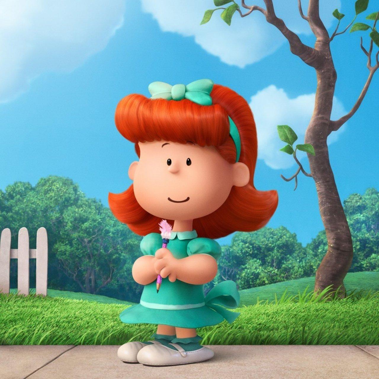 Snoopy & Friends - Il film dei Peanuts: la ragazzina dai capelli rossi