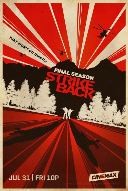 Strike Back: un manifesto per la quinta stagione
