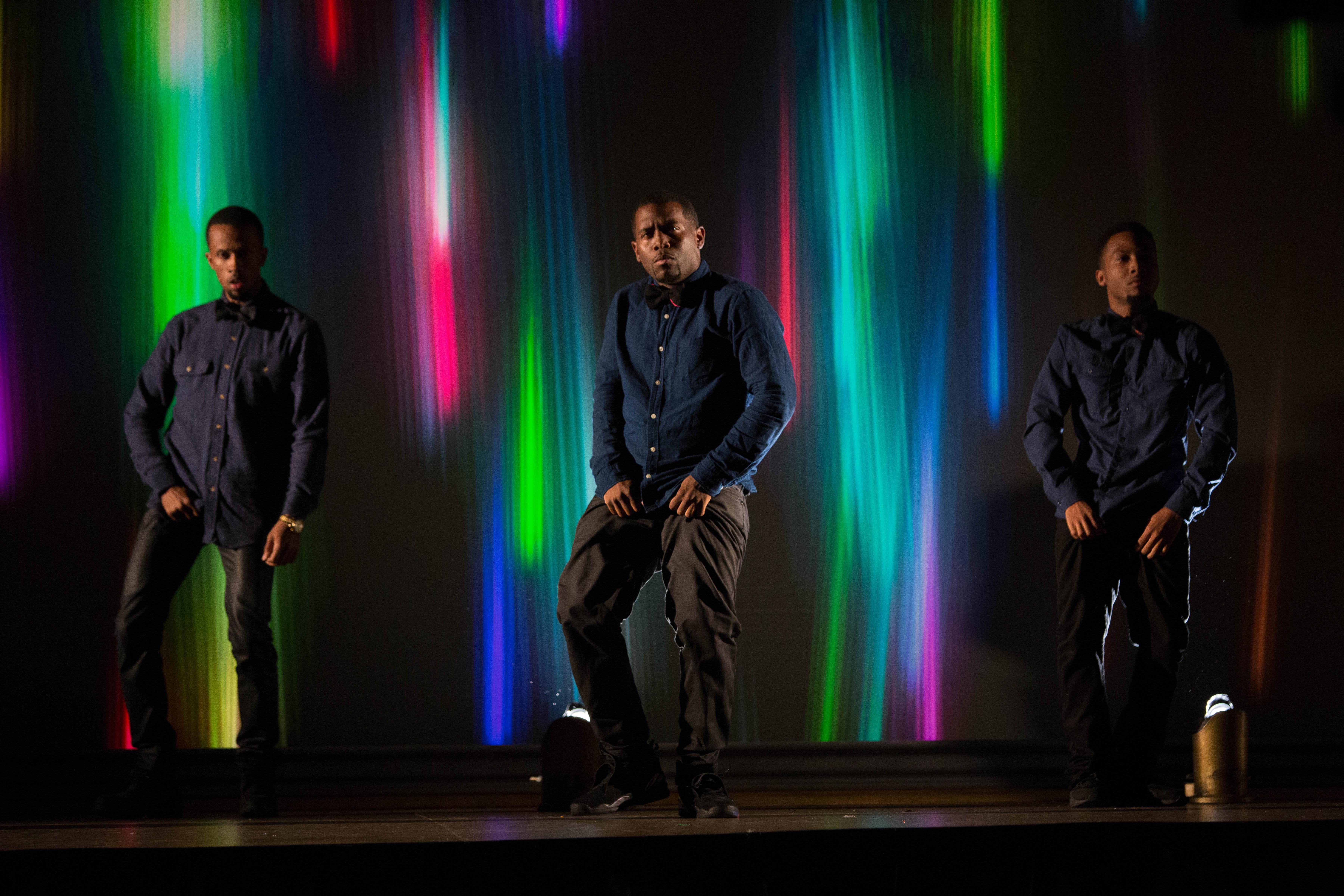 Breaking Dance: una bella immagine del film