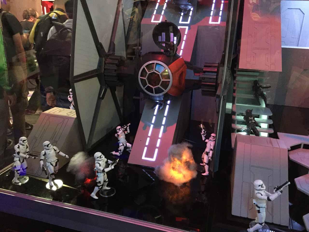 Star Wars: Episodio VII - Il risveglio della Forza - La vetrina Hasbro con i giochi ispirati a Star Wars