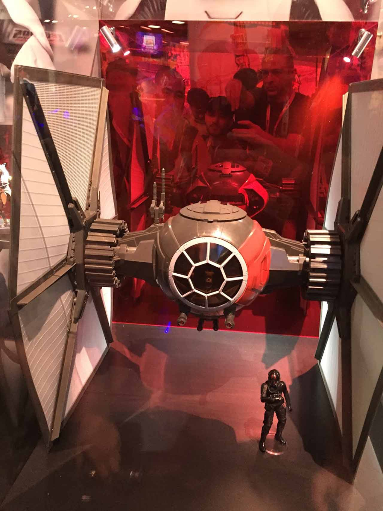 Star Wars: Episodio VII - Il risveglio della Forza - uno dei modellini Hasbro