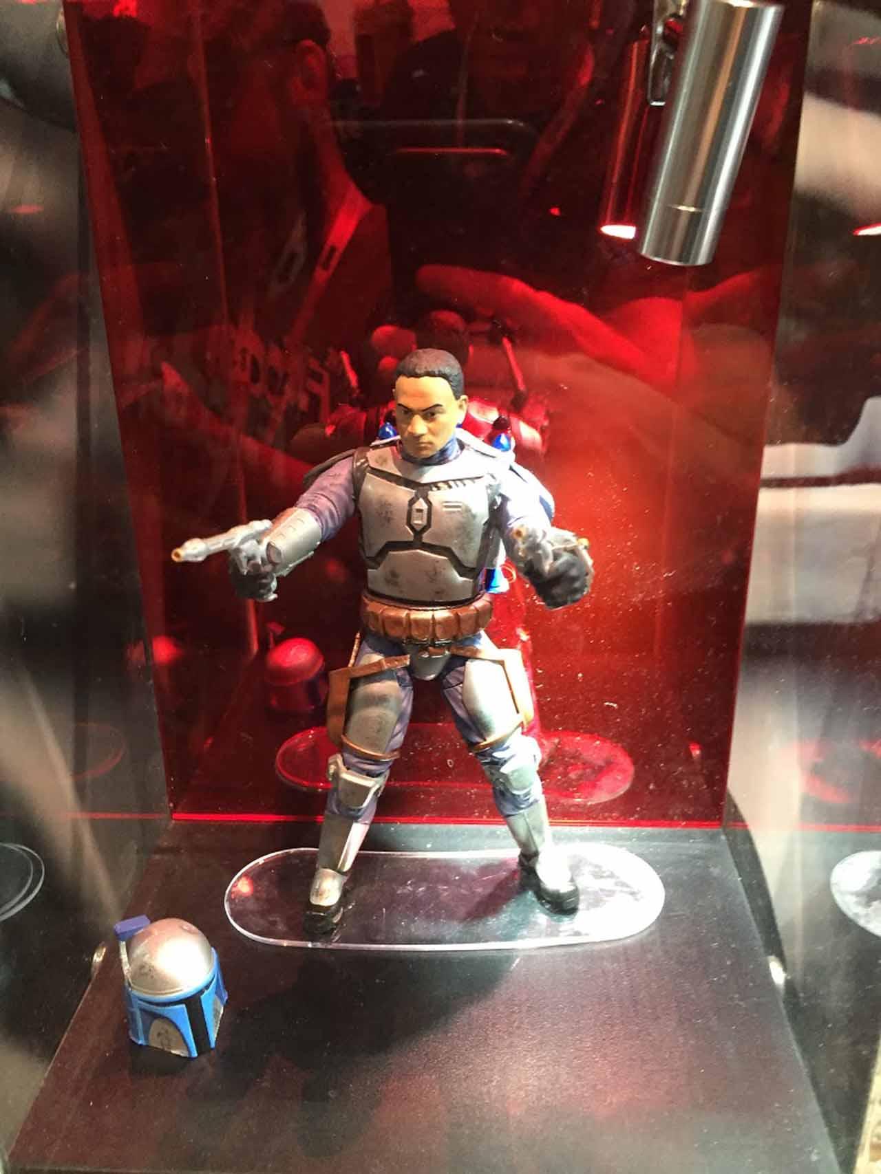 Star Wars: Episodio VII - Il risveglio della Forza - Una delle action figures Hasbro