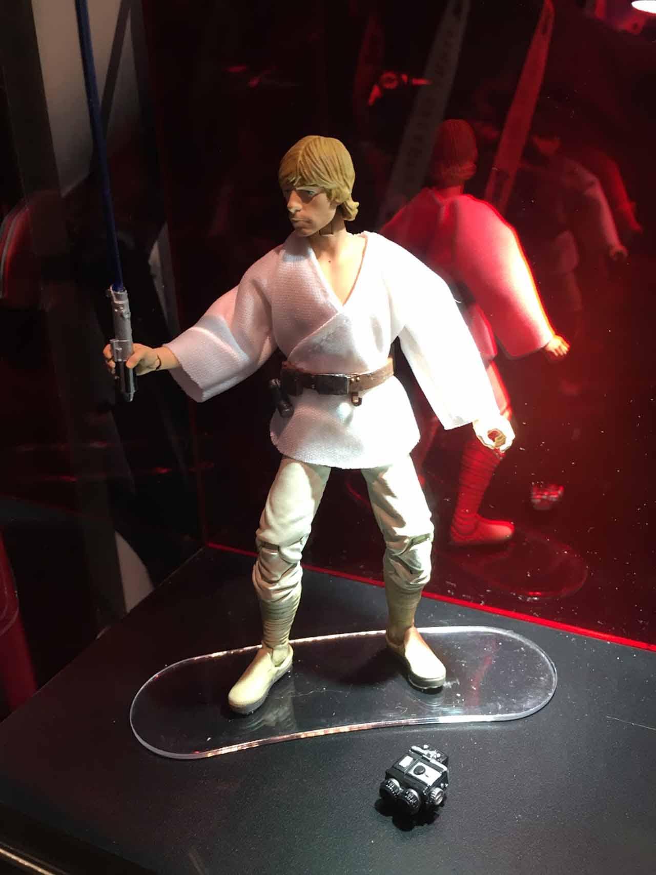 Star Wars: Episodio VII - Il risveglio della Forza - Luke Skywalker versione Hasbro