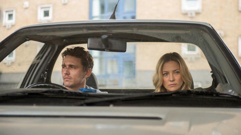 Good People: James Franco e Kate Hudson in una scena del film