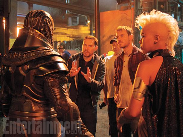 X-Men: Apocalypse: Bryan Singer dà indicazioni sul set
