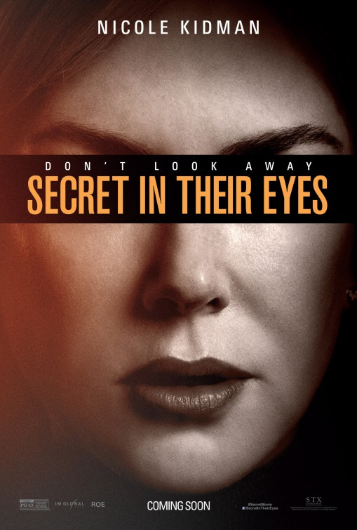Secret in Their Eyes: Il character poster di Nicole Kidman