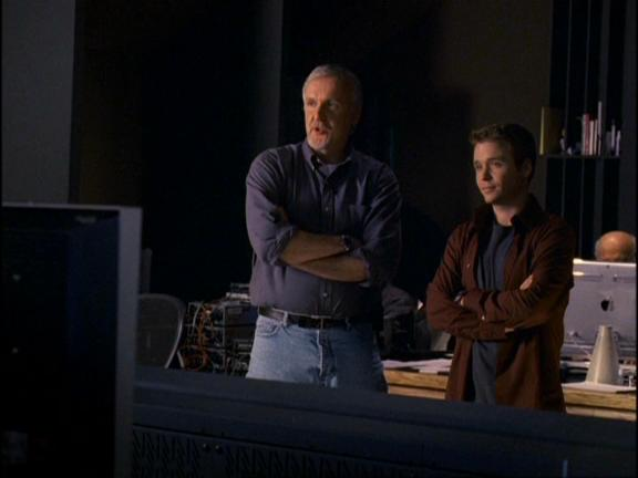 Entourage: James Cameron guest star della serie