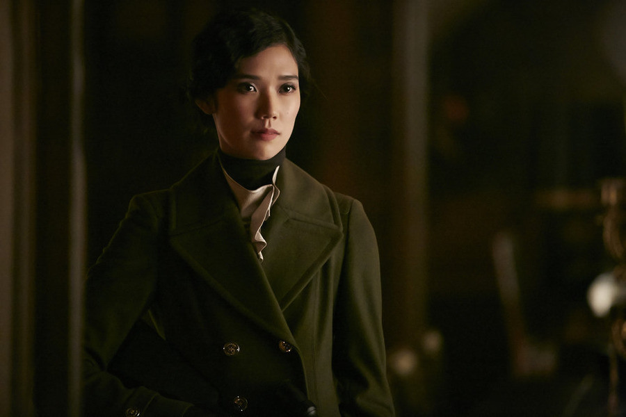 Hannibal: l'attrice Tao Okamoto nella puntata Dolce