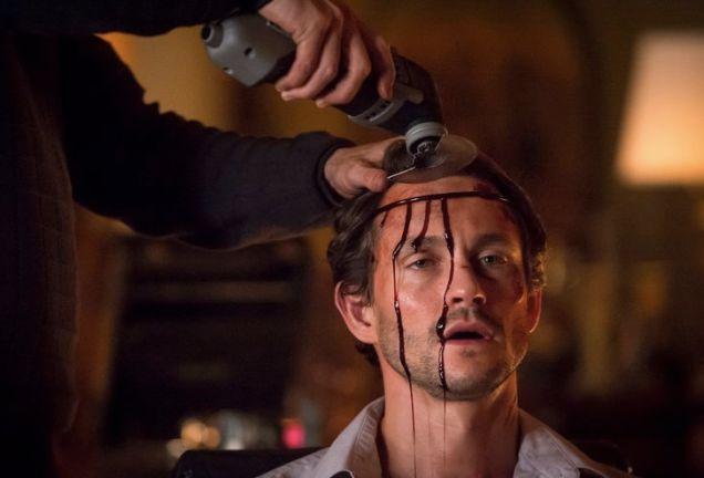 Hannibal: Hugh Dancy nella puntata intitolata Digestivo