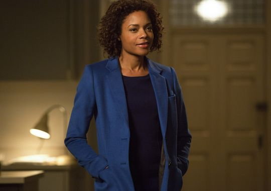 Spectre: Naomie Harris è Moneypenny
