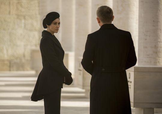 Spectre: Monica Bellucci in una scena del film