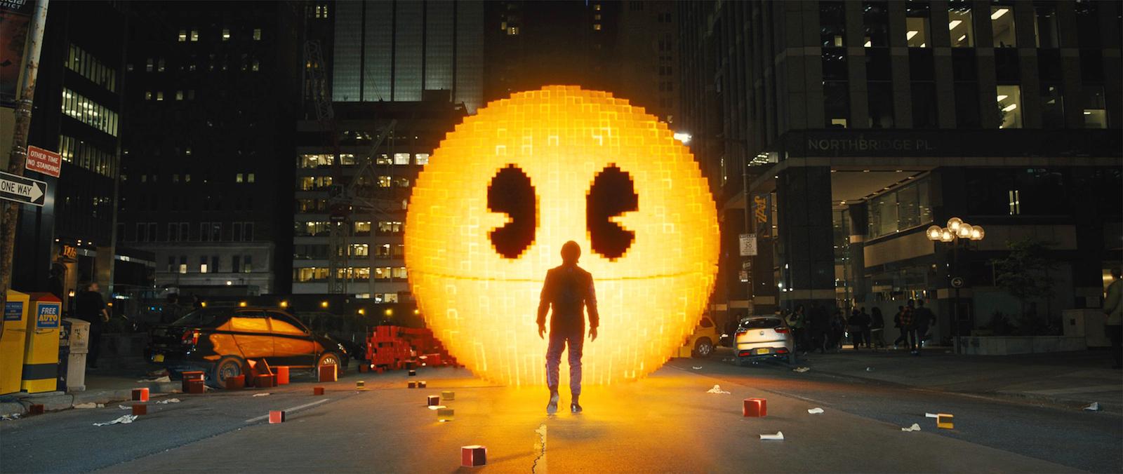 Pixels: Pac Man è cattivo?