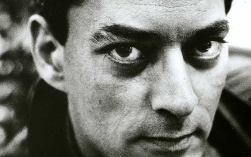 Lo scrittore Paul Auster
