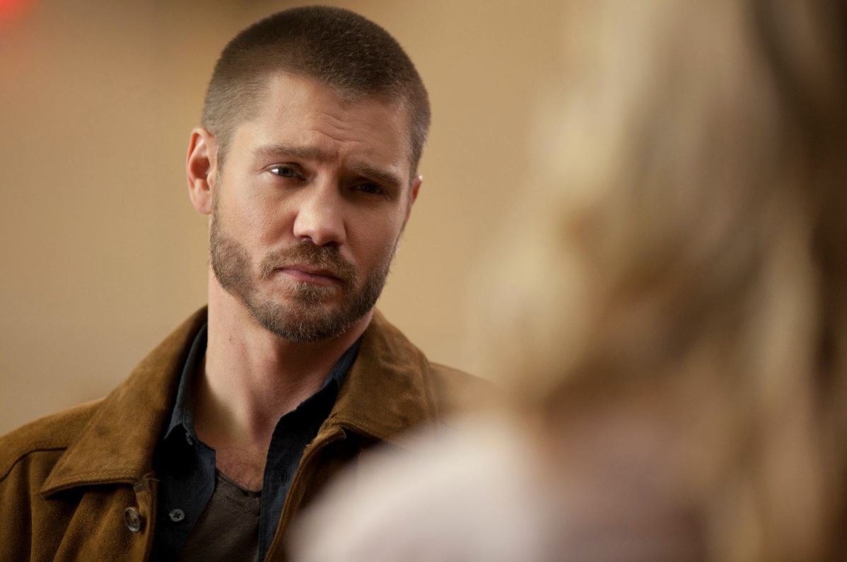 Left Behind - La profezia: Chad Michael Murray in una scena del film