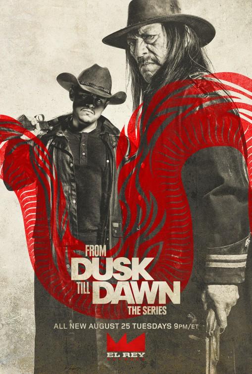 From Dusk Till Dawn: The Series, un poster per la seconda stagione