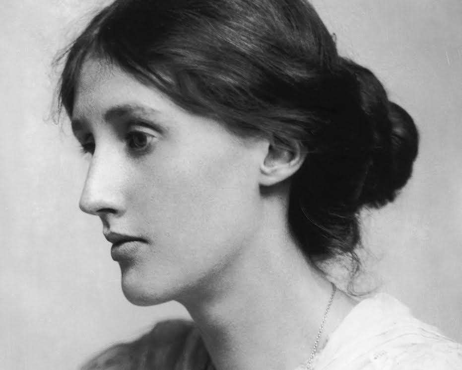 Un ritratto di Virginia Woolf