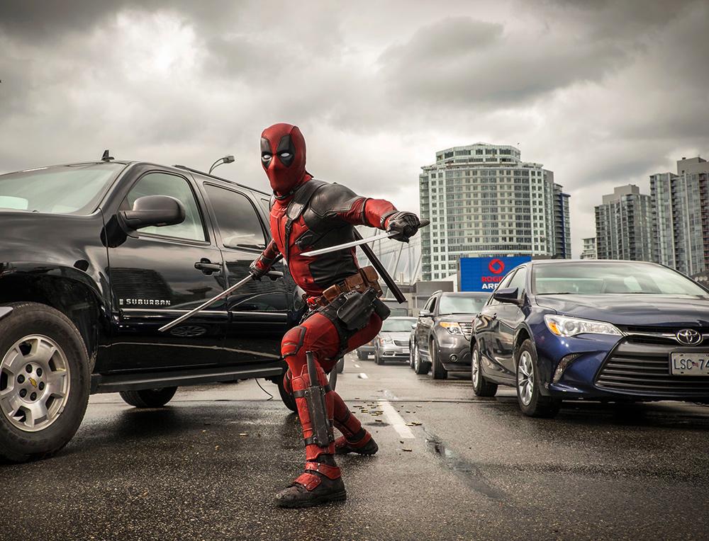 Deadpool: Ryan Reynolds in azione nel ruolo di Wade Wilson