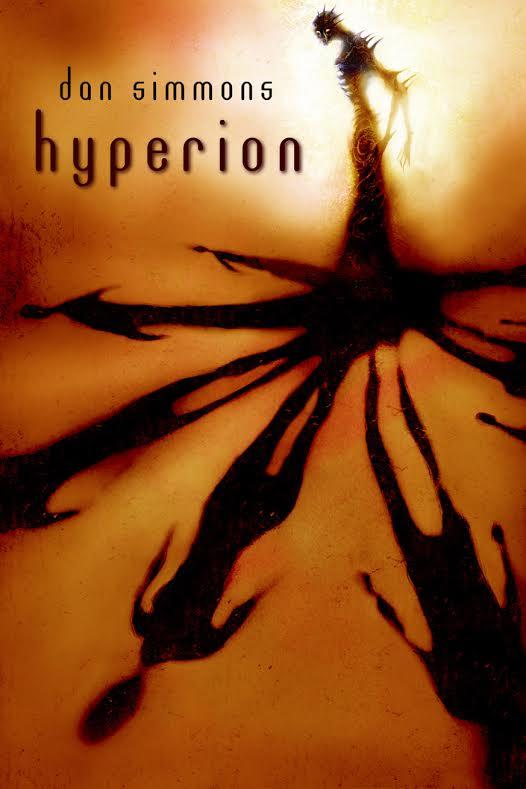 La copertina del romanzo Hyperion