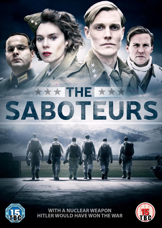 The Saboteurs: la locandina della mini-serie