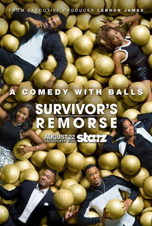 Survivor's Remorse: la locandina della seconda stagione