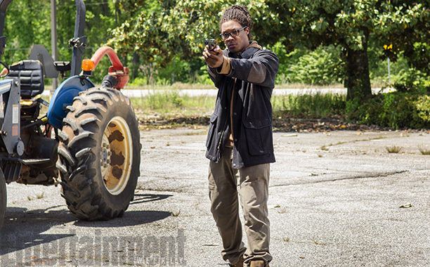 The Walking Dead: Corey Hawkins interpreta Heath