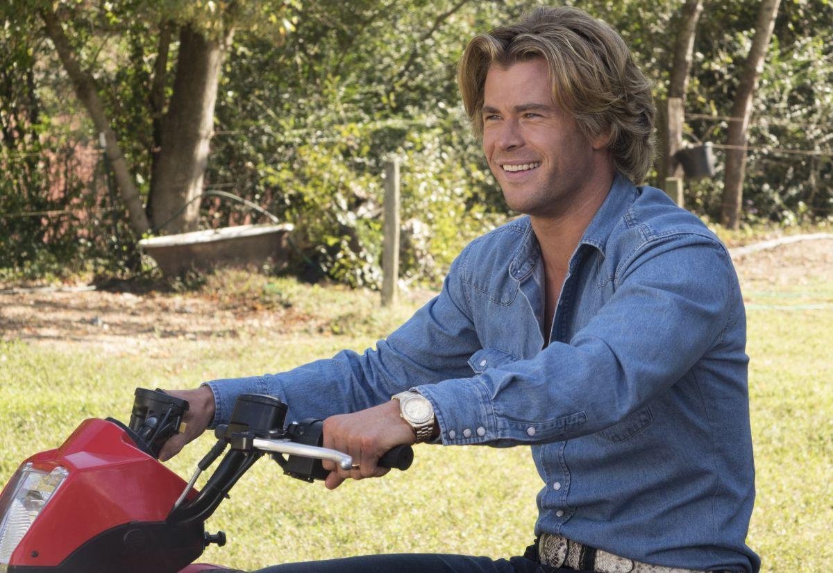 Come ti rovino le vacanze: Chris Hemsworth in una scena