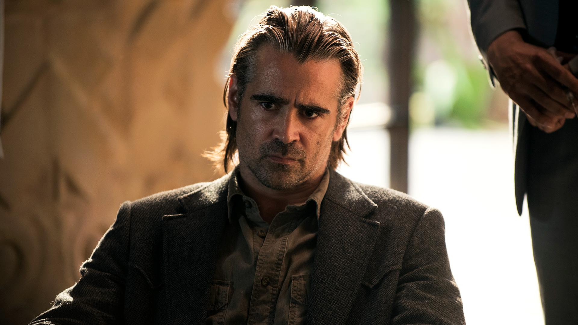 True Detective: Colin Farrell è il detective Ray Velcoro in Black Maps and Motel Rooms