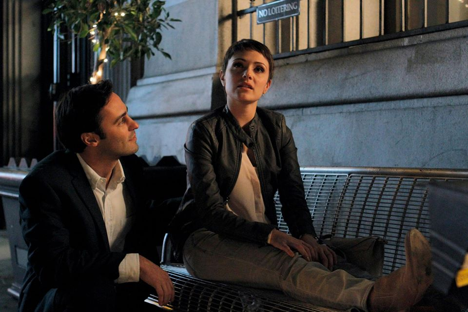 Chasing Life: Richard Brancatisano e Italia Ricci interpretano Dominic e April